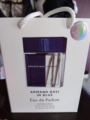 в наличии мужская парфюмная вода ARMAND BASI IN BLUE АРМАНД Баси Ин Блю 50 Мл