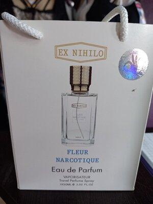 в наличии мужская парфюмная вода EX NIHILO FLEUR NARCOTIQUE Экс Нихило Флер Наркотик