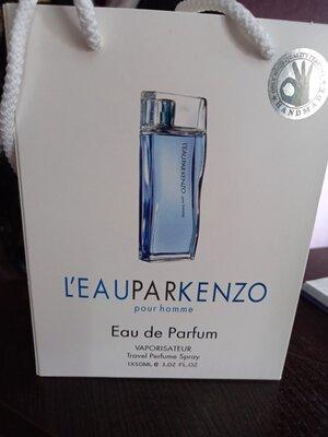 в наличии мужская парфюмная вода Кензо Мужской Парфюм L EAU PAR POUR HOMME ЛЬО Пар Пур Хом