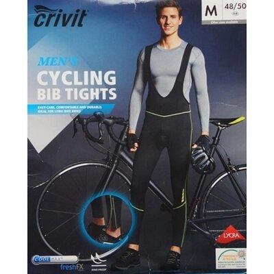 Велокомбинезон велотрико велоштаны велолосины Crivit XL