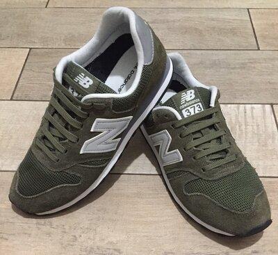 Мужские кроссовки New Balance 373. Размер 42, 27 см, Nike