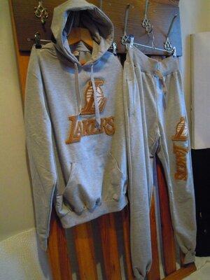 Костю спортивний турция Lakers L S M XL