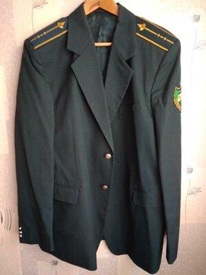 Парадный пиджак экологической инспекции