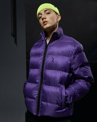 Мужская куртка-пуховик 7990