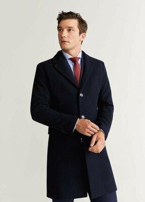 Продано: Пальто мужское Mango M