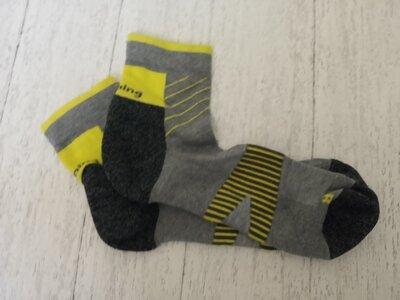 Носки для бега с махровой стопой, утепленной, Германия, р.43-44