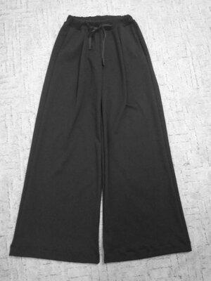 Продано: Трендовые широкие брюки палаццо из трикотажа Италия