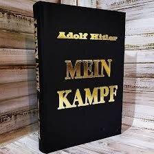 Книга Моя борьба Mein Kampf Адольф Гитлер