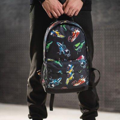 Новинка рюкзак кроссовки цветные Air Max