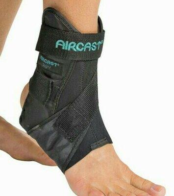 Голеностоп ankle aircast brace размер L левый