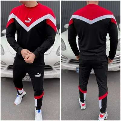 Чоловічий спортивний костюм мод. 1335