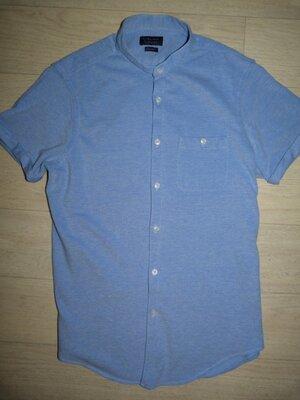 Трикотажная рубашка Zara размер L-М