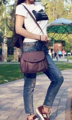 Женская сумка через плечо или на плечо. Кросс-Боди. Расцветки.
