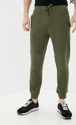 Немецкие спортивные брюки штаны ZEEMAN р. 52-54 ХXL хаки, с бирками