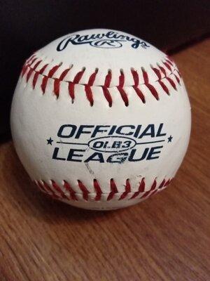 Мяч для бейсбол, оригинал