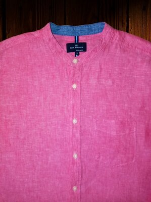 Рубашка Marks & Spencer® лён XL-XXL