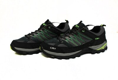 Кроссовки CMP Rigel Low Trekking Shoes. Стелька 30 см