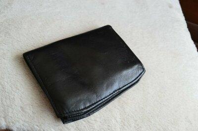 Продано: Кожаный удобный кошелек портмоне бумажник. Италия.