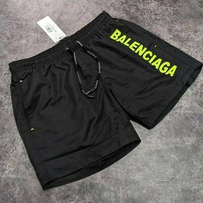Пляжные шорты BALENCIAGA Производство Турция Материал - сухая тка