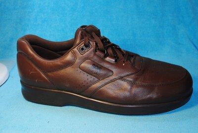 кожаные sas кроссовки 46 размер