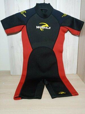 Продано: Гидро-Костюм waihui 9-10 лет, 140 см, костюм для дайвинга