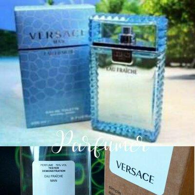 Свежий Versace eau Fraiche мужской аромат 67 мл, Версаче фреш, Туалетная вода, духи, арабский парфюм