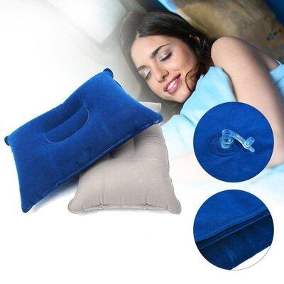 Надувная подушка для кемпинга Supretto