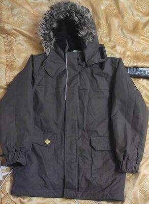 Тёмно-Серая зимняя куртка Lassie by Reima