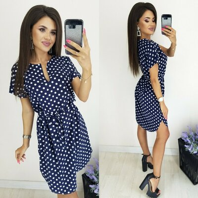 Продано: Женское молодёжное платье