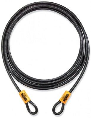 Трос Onguard 8080 AKITA Wire 460см х 10мм Чорний CAB-00-11
