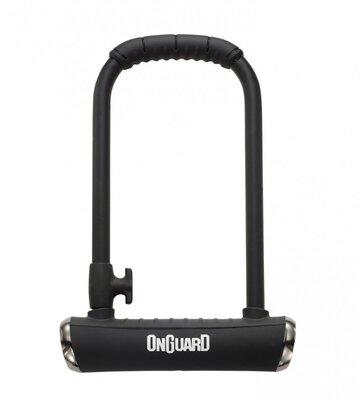 Велозамок Onguard U-lock 8003х Pitbull STD 115x230 Чорний LCK-08-70