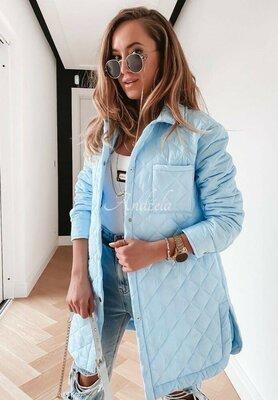 Продано: Стильная стеганная куртка пальто разные цвета