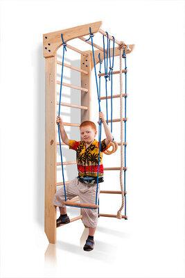 Детский спортивный уголок Sportbaby «Kinder 2-220»