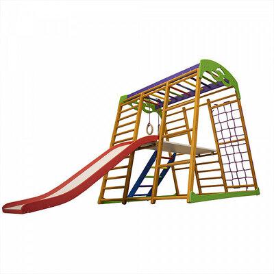 Детский спортивный комплекс для квартиры Sportbaby Карамелька Plus 2