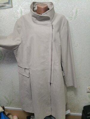 Шикарное Кашемировое Куртка -Пальто-Плащ-КОСУХА Для Стильной Королевской Фигуры