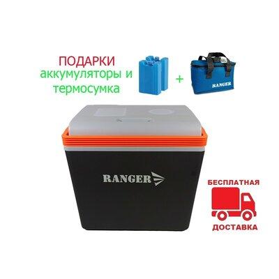 Автохолодильник Ranger Cool 30L ra-8857 Подарки