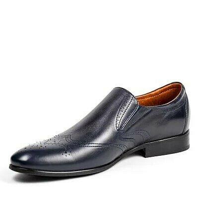 Шкіряні чоловічі туфлі - якісні та зручні