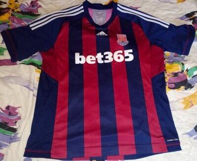 Футболка Adidas FC Stoke City, Dunny