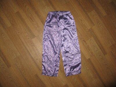 штаны пижамные на 7-8 лет