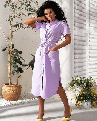 Женское молодёжное платье