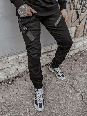 Супер Новинка Котоновые штаны Fast Traveller от Intruder в 4 расцветках