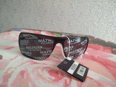Поляризованные очки, чёрные.