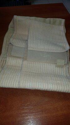 Поддержка для спины пояс бандаж размер М