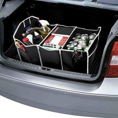 Органайзер - сумка в багажник автомобиля, для похода, туризма, отдыха Car Boot Organizer Складной