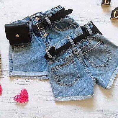 Хитовые джинсовые шорты