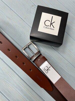 Продано: Ремень Calvin Klein нат. кожа