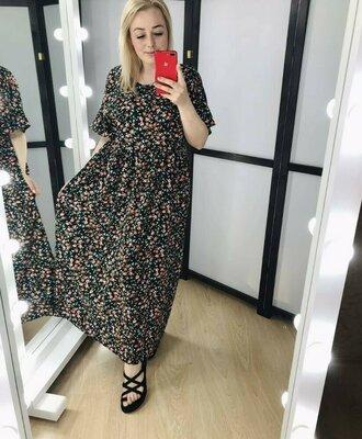Продано: Платье в пол