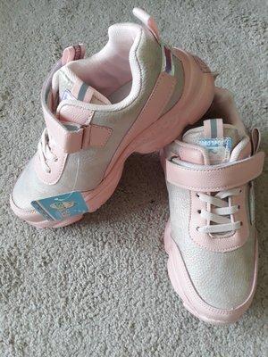 Стильные кроссовки на девочку. Детские кроссовки дитячі кросівки р-р 31-36