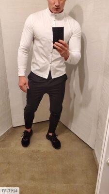 Продано: Мужской костюм Рубашка и штаны р 44, 46, 48, 50, 52