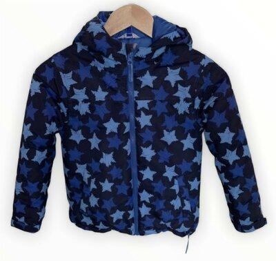 Демисезонная куртка мальчику, демисезонная куртка со звёздами